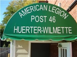 Wilmette American Legion, Wilmette American Legion Banquet Hall, Wilmette — Welcome to Our Banquet Hall for rent