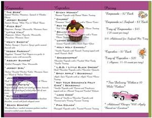 Nick & Jack's, Freehold — Our Menu!