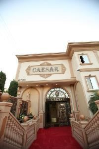 The Great Caesar Banquet Hall, Tujunga — The entrance of The Great Caesar Banquet Hall