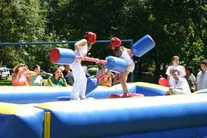 All About Fun Entertainment And Events, Portland — Gladiator Joust Interactive Entertainment