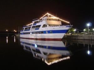 Goodtime III Catering, Cleveland — The GOODTIME III Offers Full Service Catering from $13.50 - $28.95 per person.  The Ship is a Floating Party Center which has the distinction of being a 3-Time Winner of the Best Wedding Venue of the Fox8 Hot List.  Call or Click to Get all the Info;