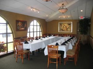 Marina Room, Pier 22 Restaurant, Patio, Ballroom & Catering, Bradenton — Marina Room