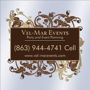 Vel-Mar Events, Valrico — Your one Stop Party Rental and Event Planning services.