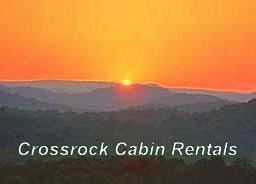 Crossrock Cabin Rentals, Blue Ridge — Crossrock Cabin Rentals provide upscale mountain cabins near Blue Ridge, Georgia.