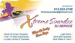 Xtreme Soundzz D.J. Service - Montreal, Montreal — MUSIC FOR EVERY OCASSION