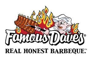 Famous Daves BBQ, Scarborough — Planning a get-together? Make it a good ol' fashioned backyard BBQ with Famous Dave's catering. We'll make it Famous with our hickory-smoked 'que, scratch-made sides and delectable desserts. Perfect for office parties, family reunions, rehersal dinners, weddings, you name it. And we make it easy: pick up, drop off and full-service catering available. You pick the place, we'll be there with our award-winning BBQ. Let your taste buds do some celebratin'!