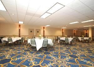 BROKEN ARROW ROOM, CLARION HOTEL of TULSA/BROKEN ARROW, Broken Arrow