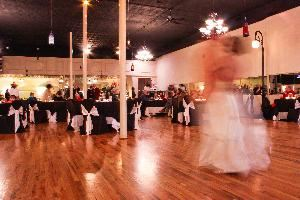 In any event, LLC, Greer — Wedding Reception set for 100 - 110 people.