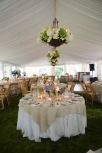 All Season Party Rentals, Danbury — Private wedding in Sherman CT. Tenting provided by All Season Party Rentals in Danbury CT and catering provided by Event Catering in Danbury CT