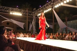 Fashion Show Innovations, Opa Locka — It was a stunning evening under the stars at Jungle Island/ Miami for the Magic Johnson/ Remy Martin Fashion benefit Show. Breath taking fashions featured from east coast to west coast ...South Florida to California.