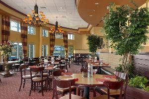Bistro 737, Hilton Cincinnati Airport, Florence — Full service restaurant offering a breakfast, lunch and dinner.