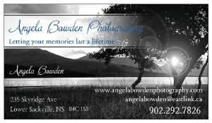 Angela Bowden Photography, Lower Sackville