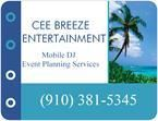 Cee Breeze Entertainment - New Bern
