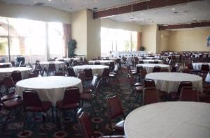 Empire Ballroom, Sea Port Marina Hotel, Long Beach — The Empire Ballroom is ideal for large events holding 70-700 persons.  The room is also available in sections for smaller parties.  The ballroom has a spectacular view of the marina and a high ceiling.