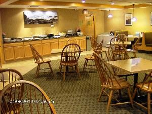 Hospitality Room, Rockport Inn & Suites, Rockport — Hospitality Room