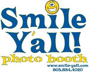 Smile Y all Photo Booth, Columbia