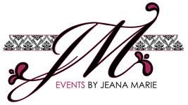 Events by Jeana Marie, Chicago — Imagine a picture perfect event…one that boasts fine attention to detail.  An event to remember!  Whether it's a wedding or your baby's 1st birthday party.  When Perfection Matters….let  Events by Jeana Marie do the planning for you!