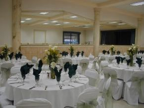 The Grand Hall, Greenleaf Masonic Center, Whittier