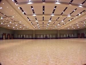 Ballroom A, The Henry B. Gonzalez Convention Center, San Antonio — Ballroom A
