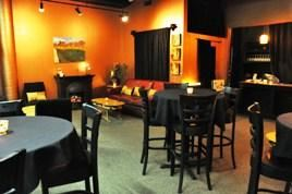 Thirst Wine Bar & Bistro, Portland — River Room - Perfect for reception Style Parties or Buffets