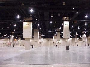 Exhibit Hall B, The Henry B. Gonzalez Convention Center, San Antonio — Exhibit Hall B