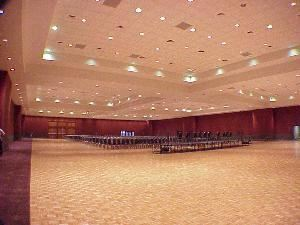Ballroom B, The Henry B. Gonzalez Convention Center, San Antonio — Ballroom B