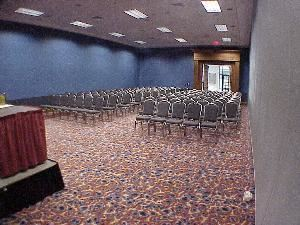 Room 006A, The Henry B. Gonzalez Convention Center, San Antonio — Room 006A