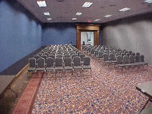 Room 006D, The Henry B. Gonzalez Convention Center, San Antonio — Room 006D