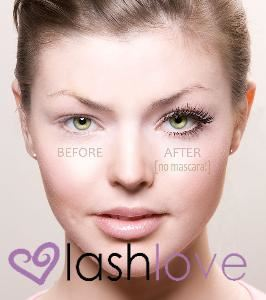 Lash Love Eyelash Extensions, Winnipeg — Long, Thick, Gorgeous Eyelashes!
