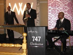 JUST JAZZ, New York — JUST JAZZ is an elegant ensemble that consists of 2-6 musicians desired for any event you are planning that requires background music. The variety of songs and the versatility of the musicians, together with their professionalism, musical talent and energy, ensures the success of your event.  JUST JAZZ is a division of 747 Orchestra.