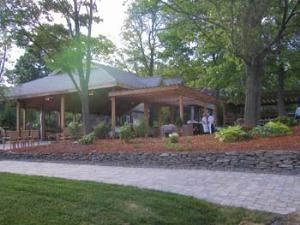 Pavillion Outdoor Reception, Nashoba Valley Winery, Bolton