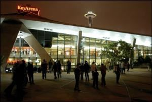 Key Arena, Seattle