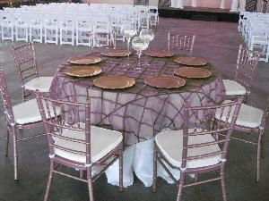 Le Pavilion - Ceremonies & Party Rentals, Lafayette — Visit us and browse our wide selection of Party Rentals, available on or off premise.  Featuring Chivari chairs, cabaret tables, custom fine linens, columns, arches, balustrades and more.