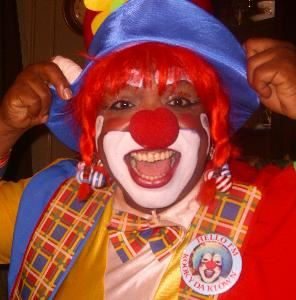 "Kooky Da Klown Enterprise, Chicago — ""CLOWNS JUST WANNA HAVE FUN!"""