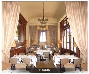 South Loggia, Il Fornaio Authentic Italian Restaurant, Englewood