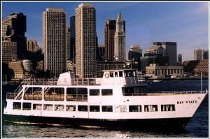 Bay State, Boston Harbor Cruises, Boston