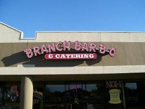Branch Bar-B-Que Inc., Austin — Restaurant located in North Austin that caters all over Central Texas.  We do fully catered casual or formal events.  We specialize in a 3 meats and 3 sides catering.  Call us and let our experience work for you.