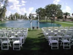Cottonwood LakeSide Ceremony Site, Sun Lakes - Cottonwood Country Club, Chandler — Cottonwood LakeSide Ceremony Site