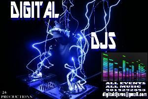 Dj24/ Digital Djs, Little Rock — All Music, All Events, 