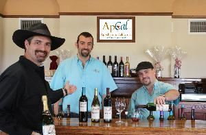 Wine Tasting Room, Appellation California Wine Tasting & Visitors Center, Madera — Our friendly and knowledgeable staff is sure to help you select the perfect wine to your liking. With over 25 LOCAL wine to taste, we are sure you will discover a new favorite at ApCal.
