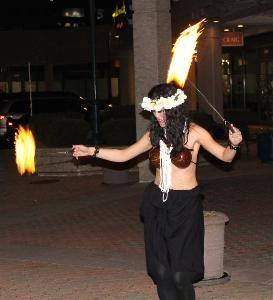 DC Hippodrome Variety Show Ent. LLC, Vienna — Exciting fire dances from the islands brought to you by DC Hippodrome Variety Show Ent., LLC director Kinikia www.dchippodrome.org for all your Hawaiian entertainment needs