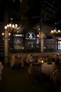 Entire Restaurant, Y.O. Ranch Steakhouse, Dallas