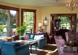 Interior Space, The Campbell House, A City Inn, Eugene