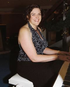 Alexandra Frederick Music, New York — Alexandra Frederick, Singing Pianist, available for your special event!