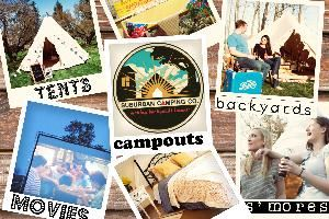 Suburban Camping Co., Brick — Suburban Camping Co. brings the campout to you. 