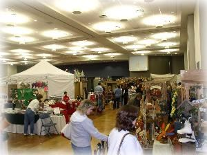 Exhibit Hall, Ardmore Convention Center, Ardmore