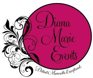 Diana Marie Events, Orlando — Diana Marie Events logo
