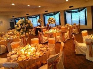Nichols Village Hotel & Spa, Clarks Summit — Elegant Wedding Receptions make Magical Memories.  Please contact our wedding specialist to schedule an appointment.  570-585-2740