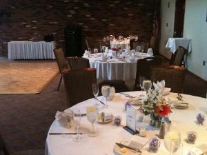 Centre Court, Nichols Village Hotel & Spa, Clarks Summit — Centre Court is perfect for those smaller more intimate events.  Rehearsal Dinners, Showers, Anniversaries