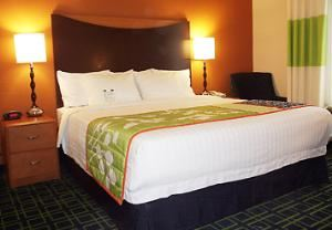 27 King Suites, Fairfield Inn & Suites Seymour, Seymour